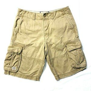 Levi's Authentic Signature Relaxed Cargo Shorts
